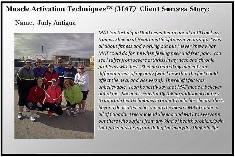 Client Success Story - Judy